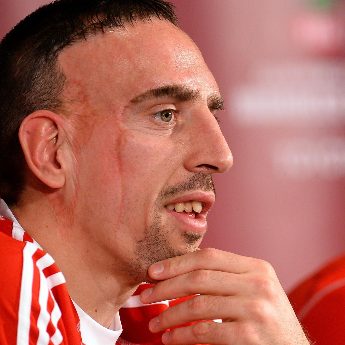 Franck ribery hints at move to mls once real career at bayern franck ribery hints at move to mls once real career at bayern munich ends bleacher report latest news videos and highlights voltagebd Images