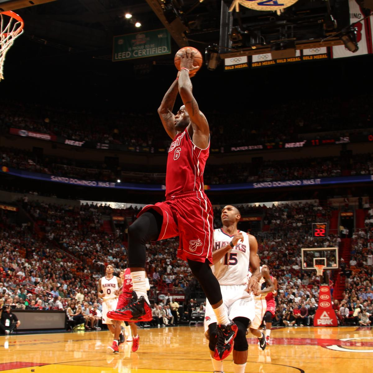 Dunk of the Night from Monday's NBA Action | Bleacher ...