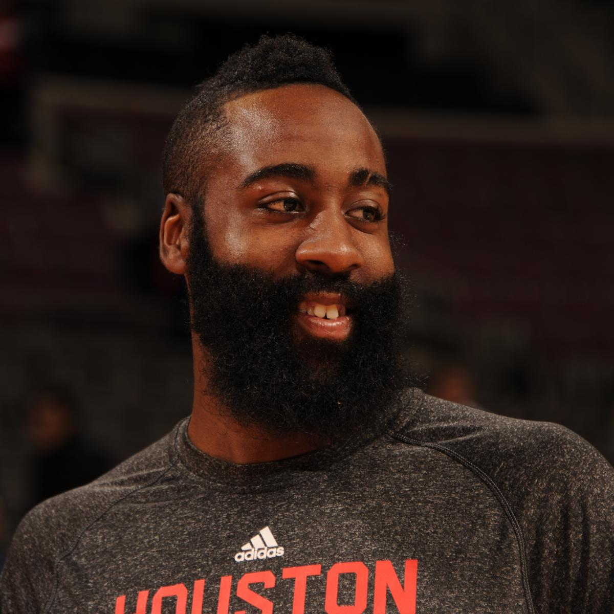 James Harden Injury Report: James Harden Injury: Updates On Rockets Star's Ankle And