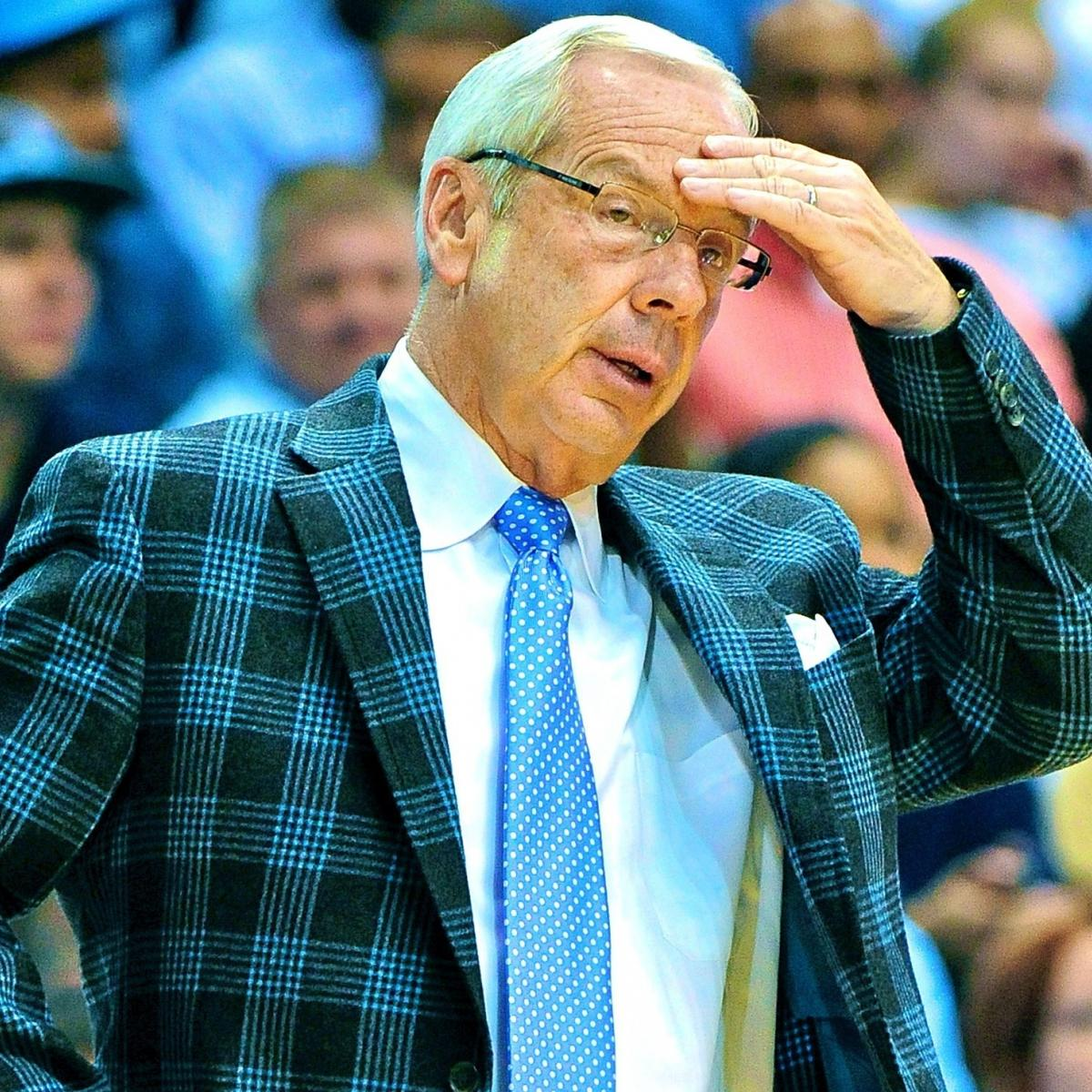 Inside Roy Williams Most Trying Season Bleacher Report Latest