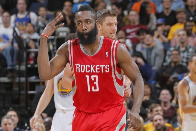 on sale 0d079 a8327 Houston Rockets Revolutionizing Basketball Strategy ...
