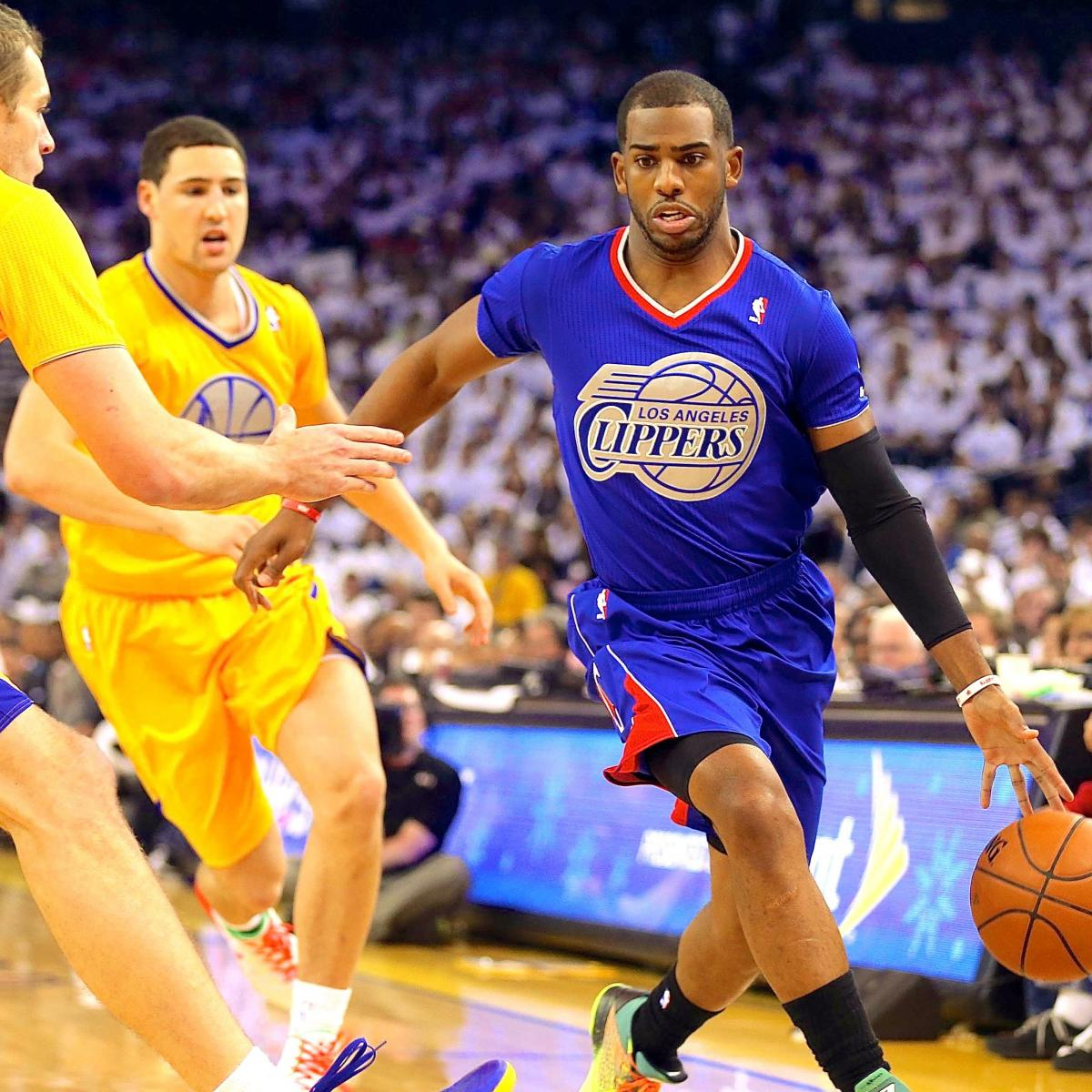 Warriors Vs Clippers Full Game Highlights