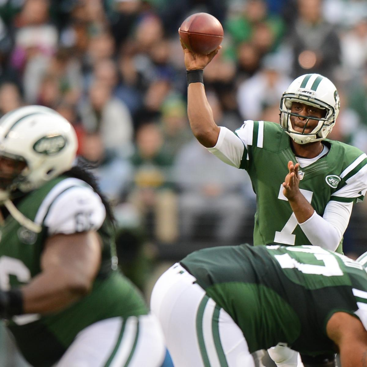 NY Jets Rumors: Mark Sanchez Believes Geno Smith to Start