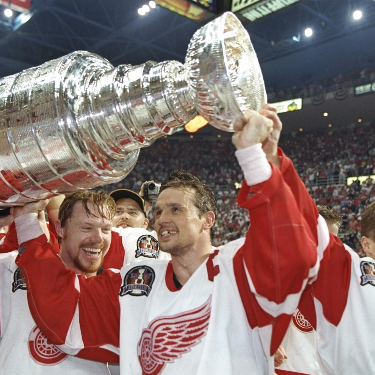 The 5 Moments That Make Every Detroit Red Wings Fan Nostalgic