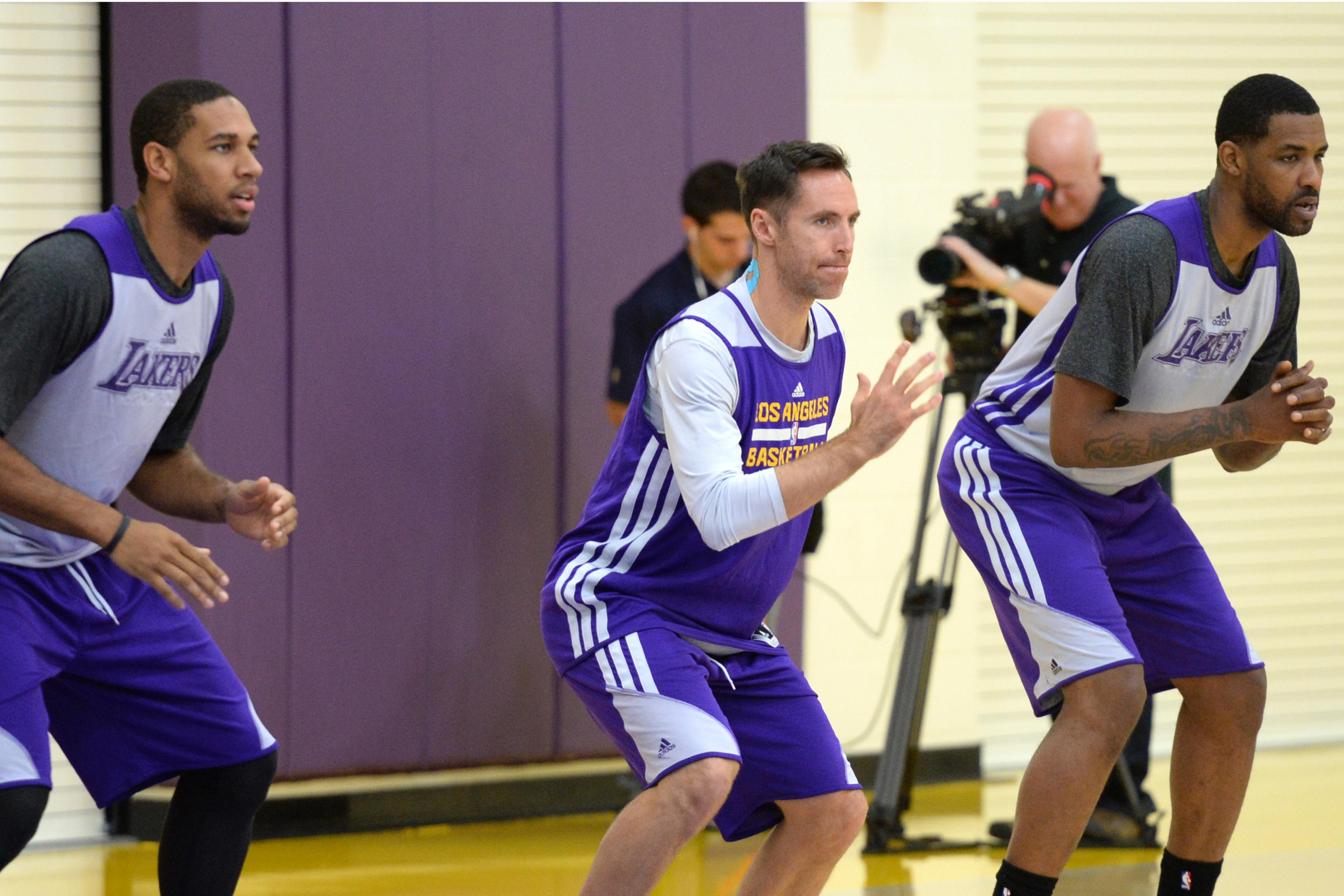 big sale a314c 1825c What Steve Nash Is Facing in His Return to the Los Angeles ...