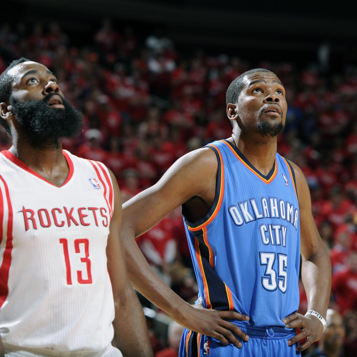 Rockets Vs Okc Game 6: Definitive Guide To Rockets Vs. Thunder And Sunday's Top