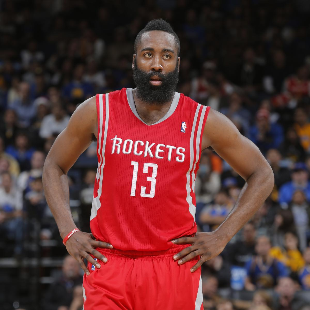on sale a77d4 d60db Re-Assessing James Harden's Decision to Turn Down OKC ...