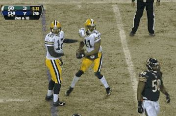 Packers' Jarrett Boykin Scores TD on Bizarre Play