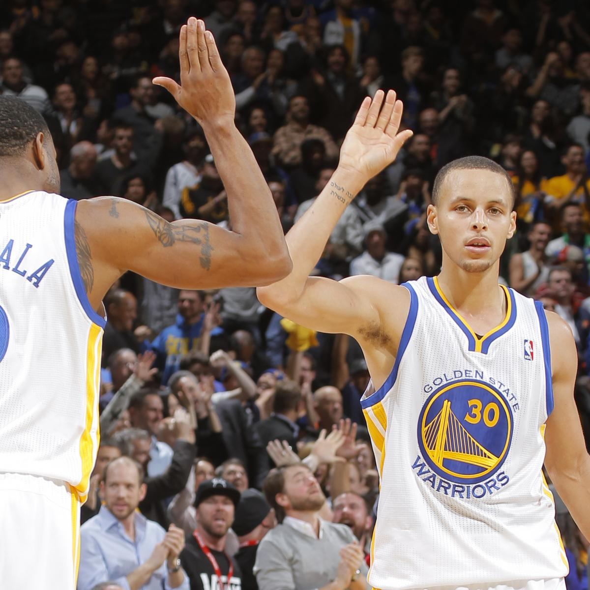 Warriors Come Out To Play Bleacher Report: Do Golden State Warriors Need A Trade To Wake Up