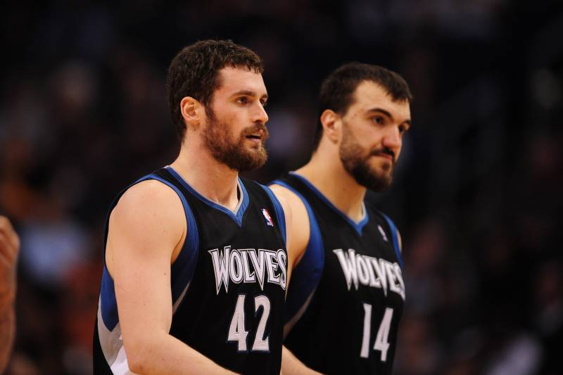 2ea5664fb9ab9 Why the Kevin Love, Nikola Pekovic Tandem Won't Work Long-Term ...