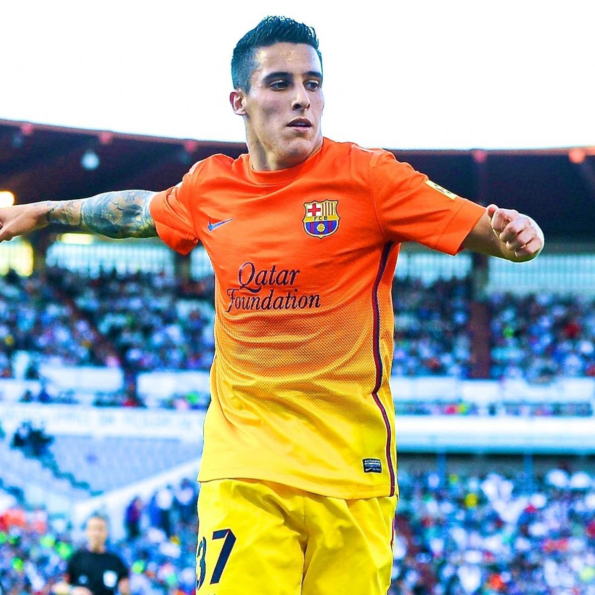 Liverpool Fc Transfer Gossip Reds Close In On Barcelona: Cristian Tello Reportedly Set For Loan Transfer To