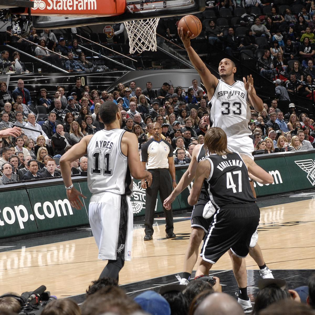 Brooklyn Nets vs. San Antonio Spurs | Barclays Center
