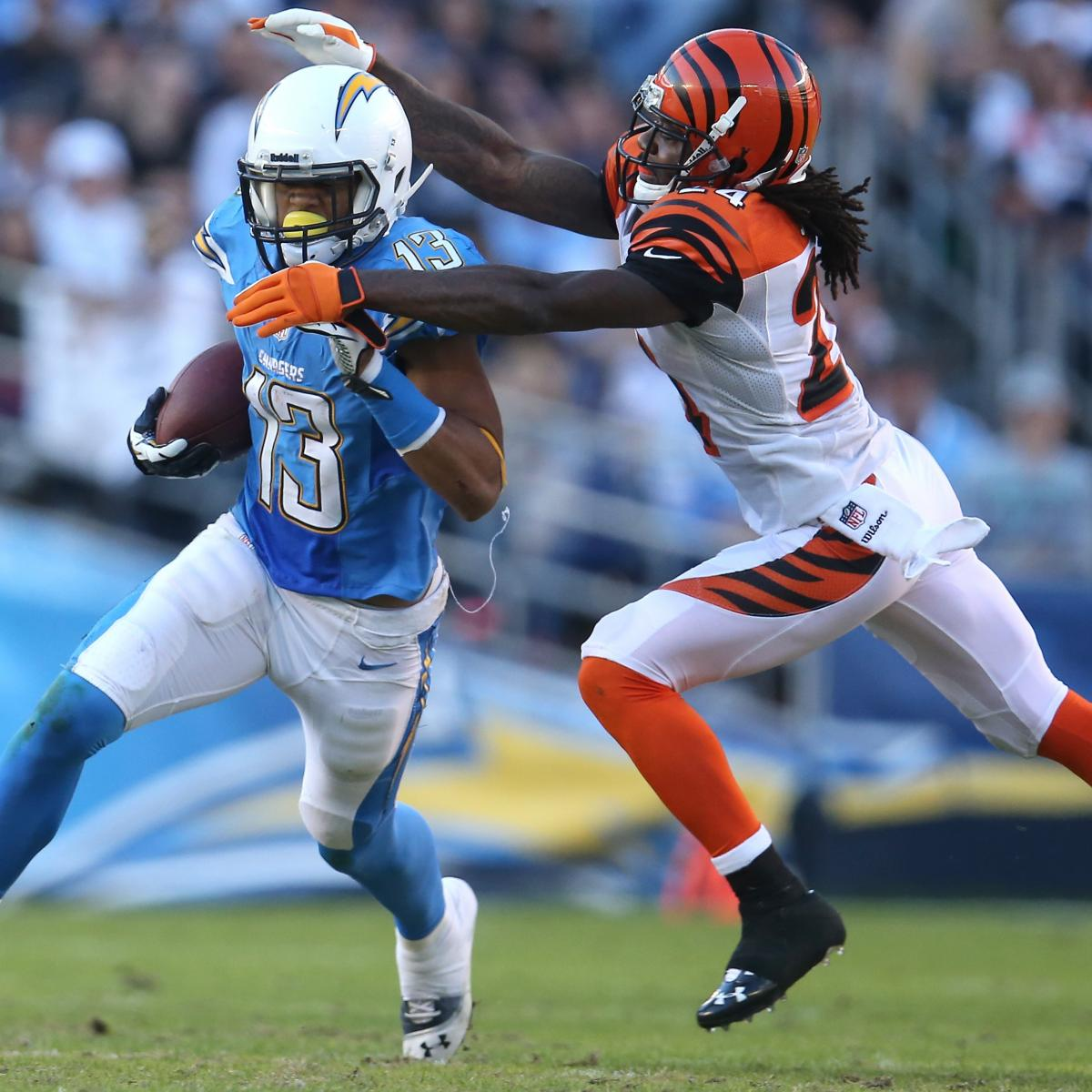 San Diego Chargers Game Score: Chargers Vs. Bengals: Storylines To Watch In AFC Wild Card