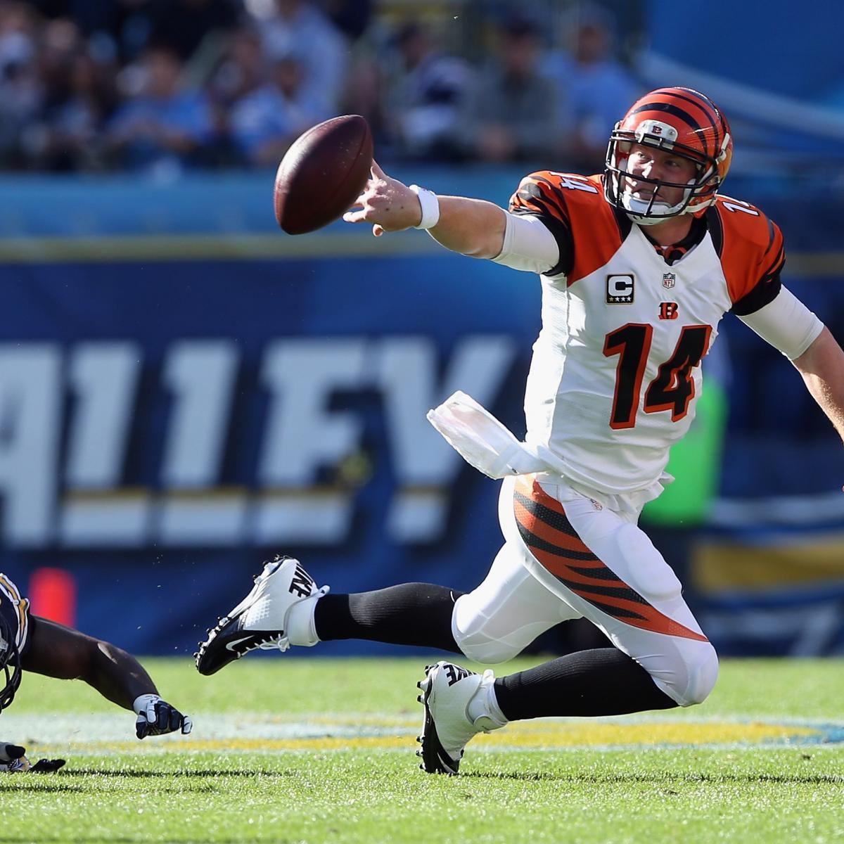 San Diego Chargers Cincinnati Bengals: How The San Diego Chargers Can Take Advantage Of Poor Play
