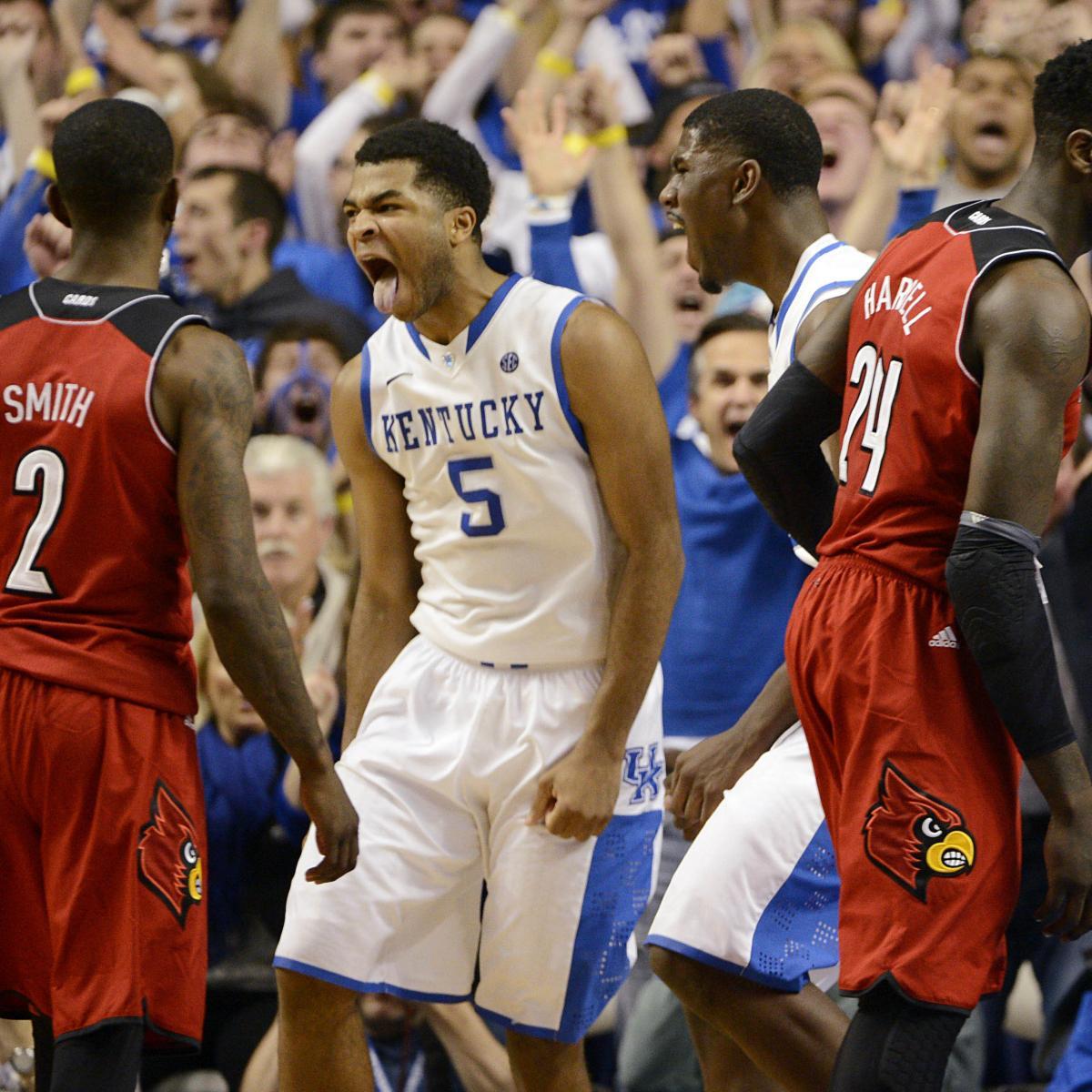 Kentucky Basketball: How Wildcats Can Maintain Momentum ...