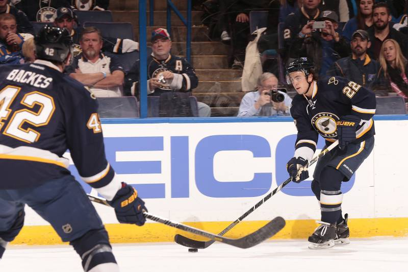 St  Louis Blues: Blues Will Be Very Well Represented in the