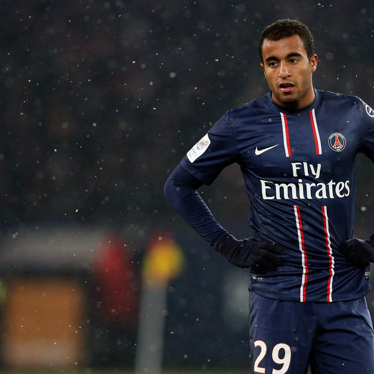 Psg Transfer News Latest Rumours On Lucas Moura And: Premier League Transfers: 9 Players Liverpool Should