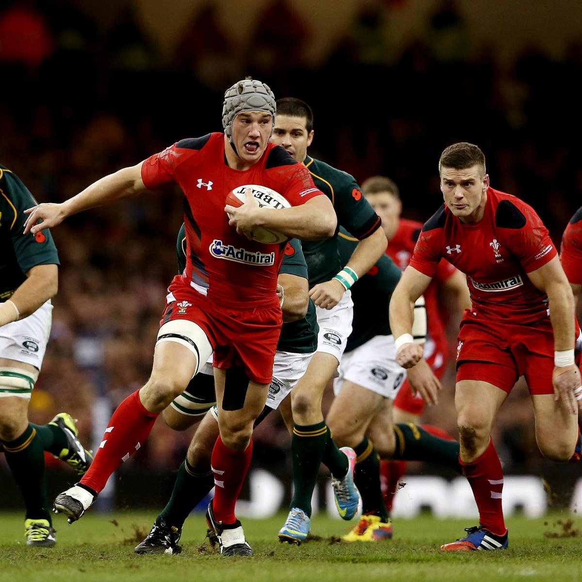 Jonathan Davies Reportedly Set To Miss Start Of Wales' 6