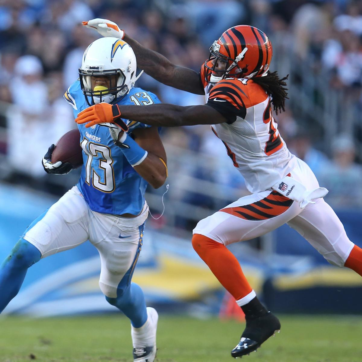 San Diego Chargers Defense: Chargers Vs. Bengals: Keys To Victory For Each Team In