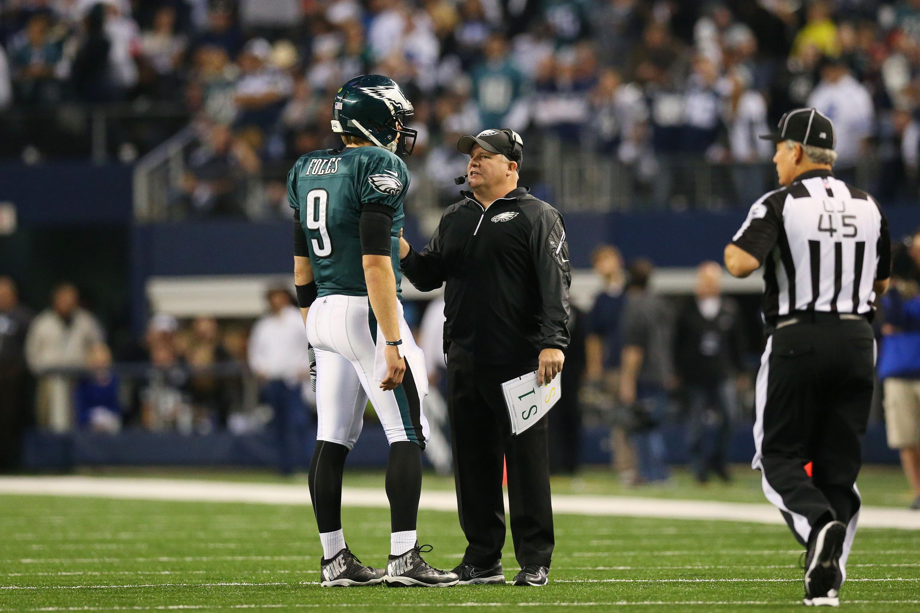best website 71ac5 a553e Quarterback Nick Foles' Emergence Is a Credit to the Whole ...