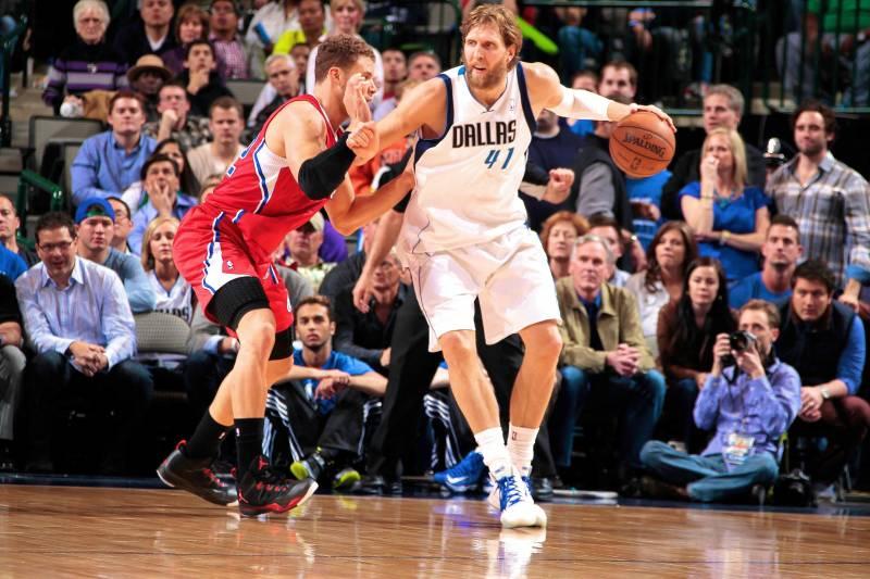 Los Angeles Clippers Vs Dallas Mavericks Live Score And