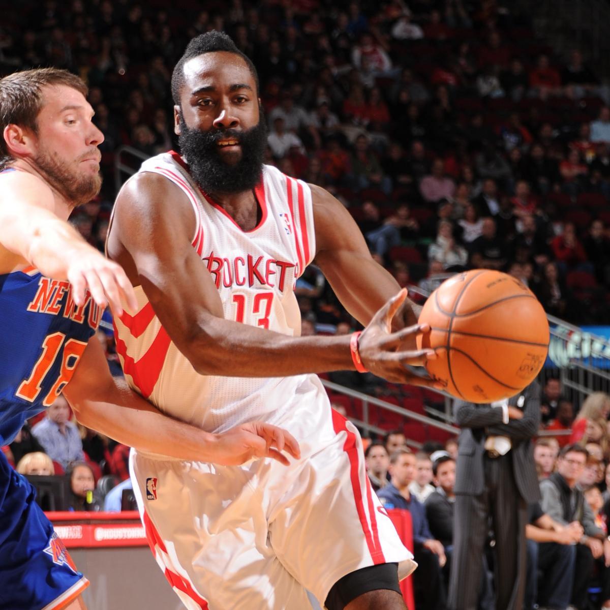 Houston Rockets Win Last Night: New York Knicks Vs. Houston Rockets: Live Score And