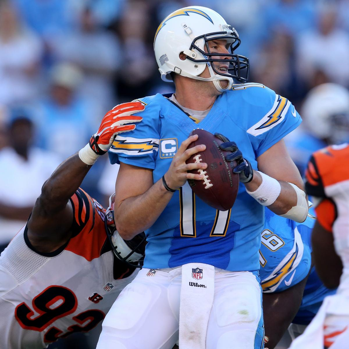 San Diego Chargers Final Score: NFL Wild Card Playoffs: What To Watch For In Sunday's
