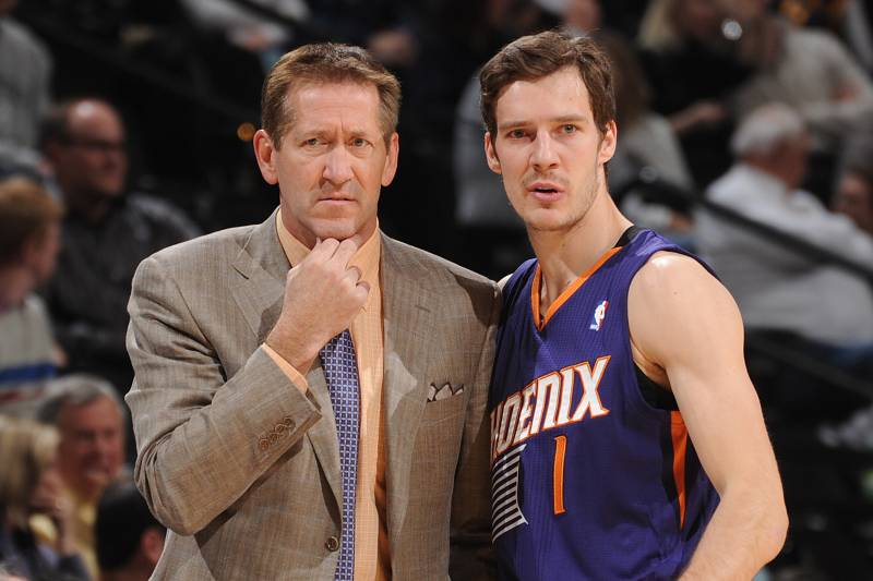 hot sale online 25de3 e91d7 Phoenix Suns Got Their Mojo Back the Minute They Hired Jeff ...