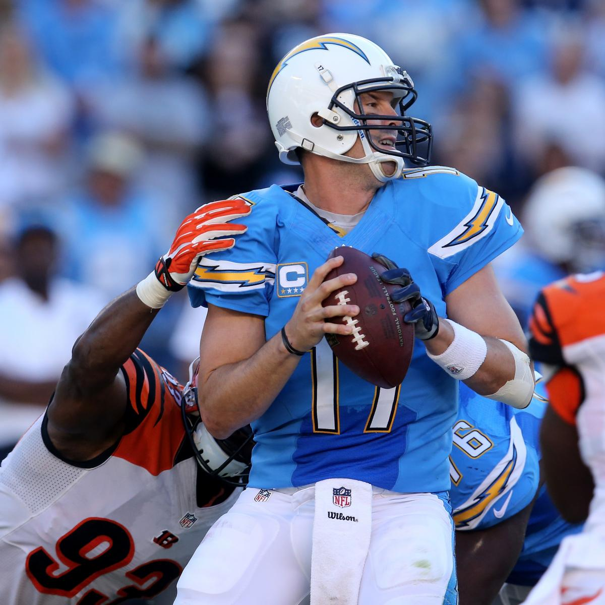 San Diego Chargers Bye Week 2014: San Diego Chargers: 3 Things To Watch For In Sunday's