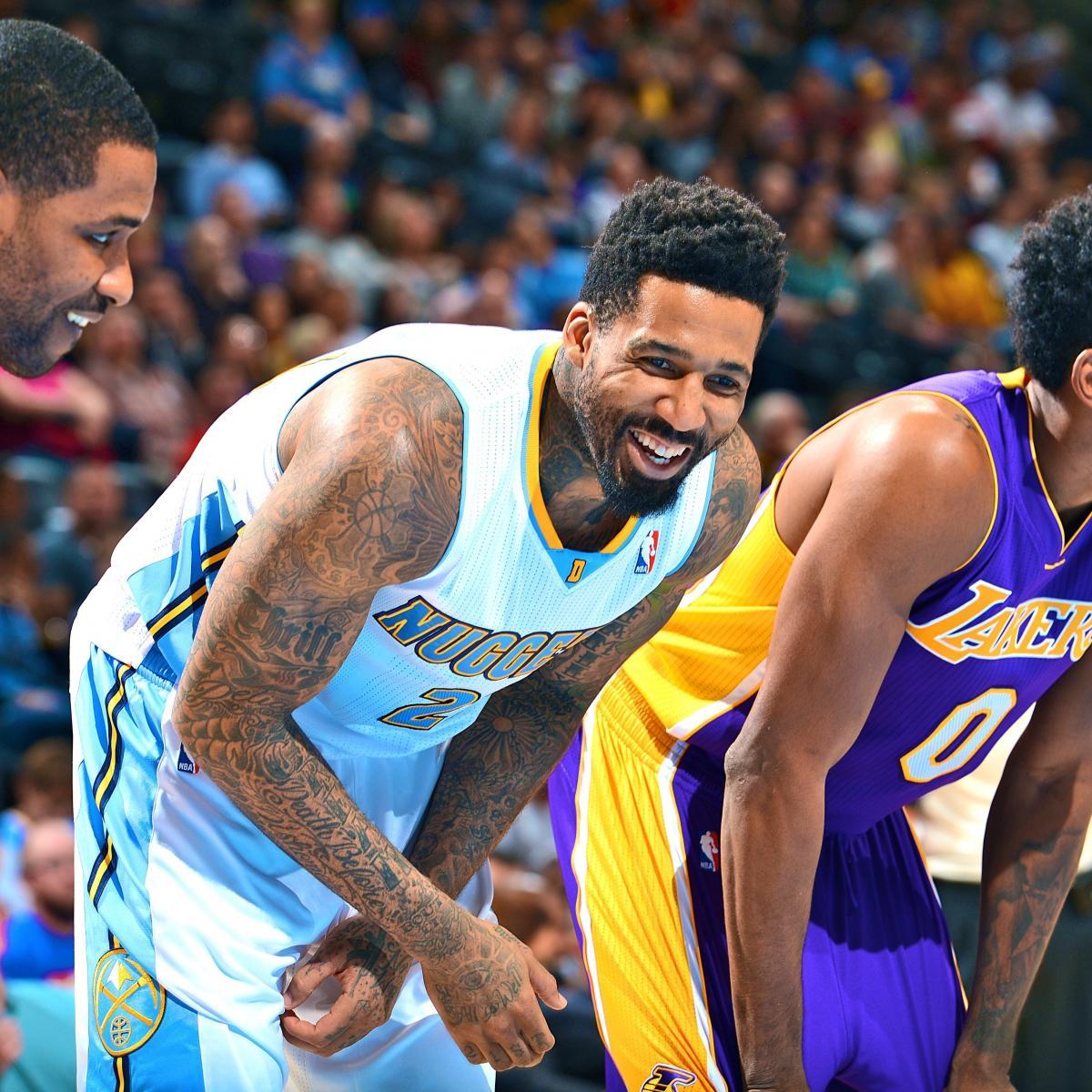 Nuggets Quarter Season Tickets: Denver Nuggets Vs. Los Angeles Lakers: Live Score