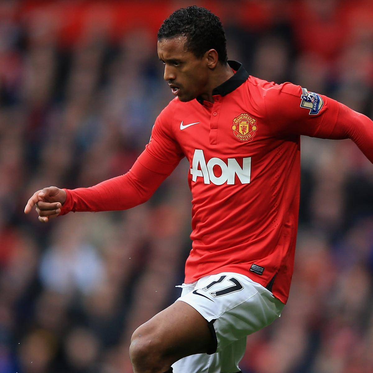 Nani Injury: Updates on Manchester United Star's Hamstring ...