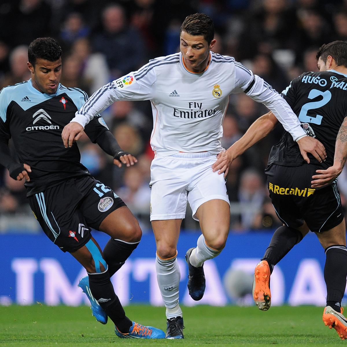 Barcelona Vs Celta Vigo In Youtube: Real Madrid Vs. Celta Vigo: 6 Things We Learned From