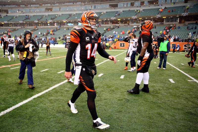 7cbf971c Cincinnati Bengals: Stay the Course with Andy Dalton | Bleacher ...