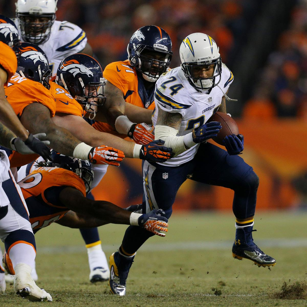 San Diego Chargers Home Schedule 2014: San Diego Chargers Vs. Denver Broncos: Spread Analysis And