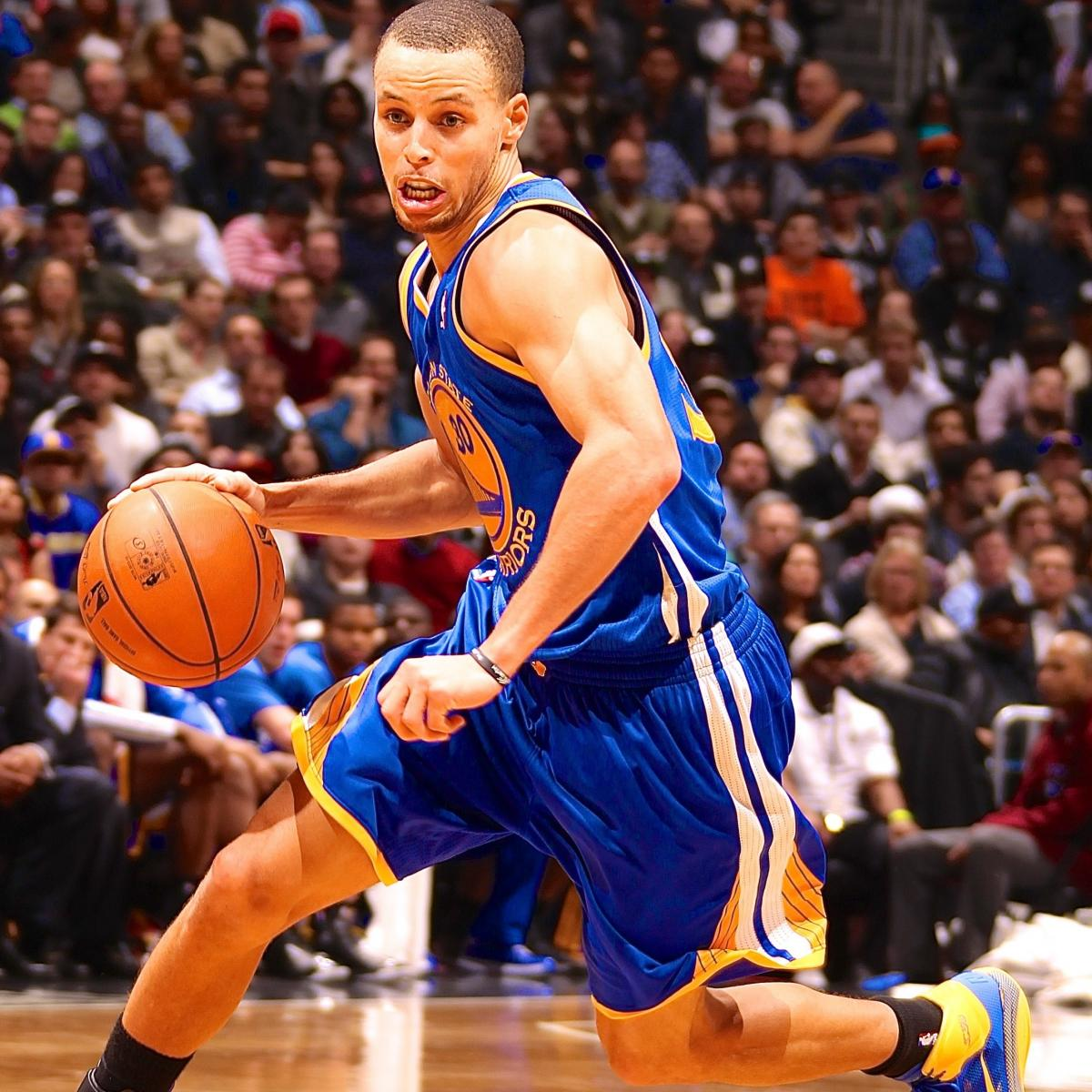 Golden State Warriors Vs. Brooklyn Nets: Live Score And