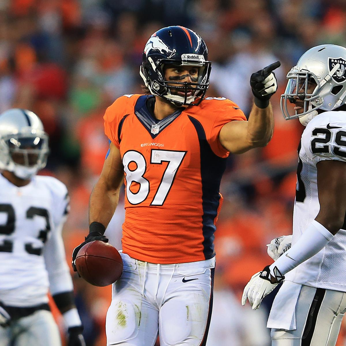 Denver To Hawaii: Breaking Down The Denver Broncos' 2014 Salary Cap: Where