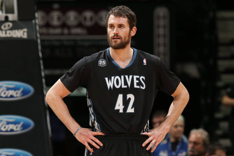 size 40 caeea 0be81 Is Kevin Love Starting to Lose Patience with Minnesota ...