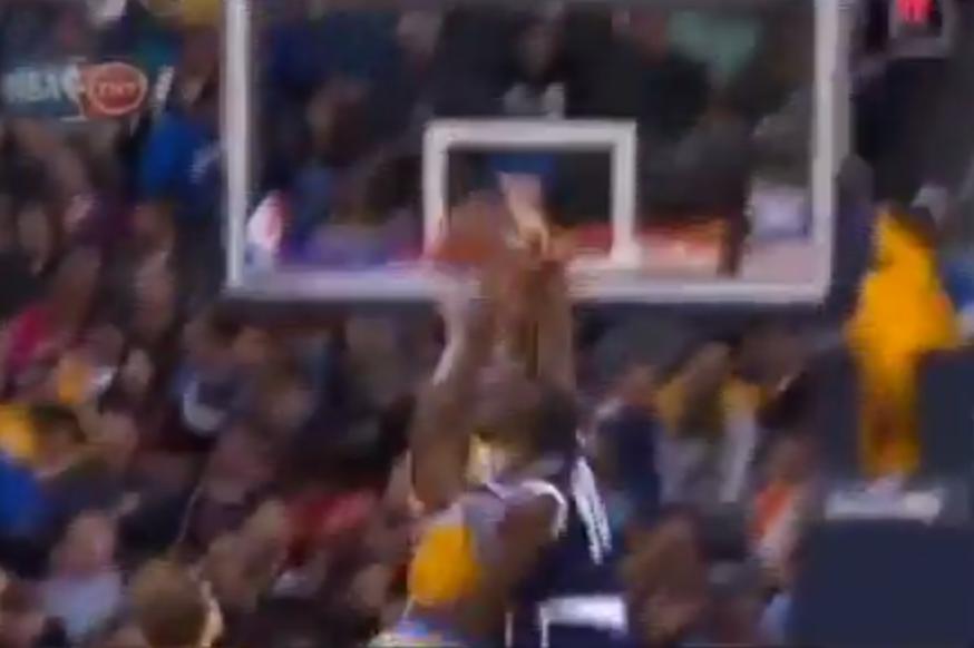 Thunder's Reggie Jackson Throws Down a Poster Dunk on ...