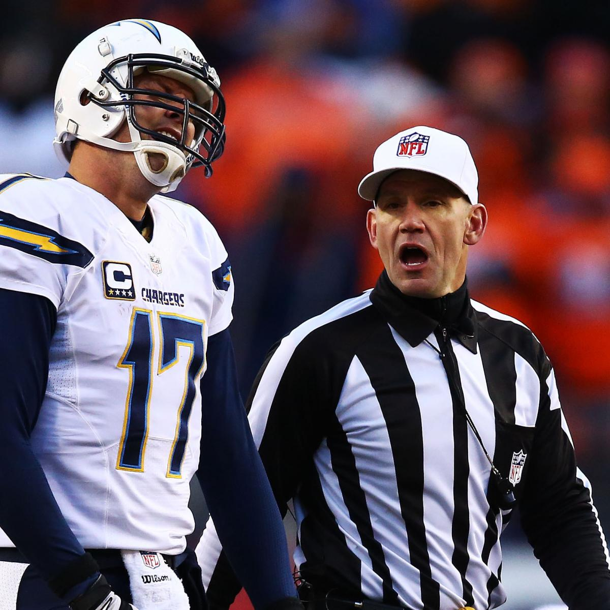 San Diego Chargers Broadcast: 7 Biggest Problems Facing The NFL In 2014-15