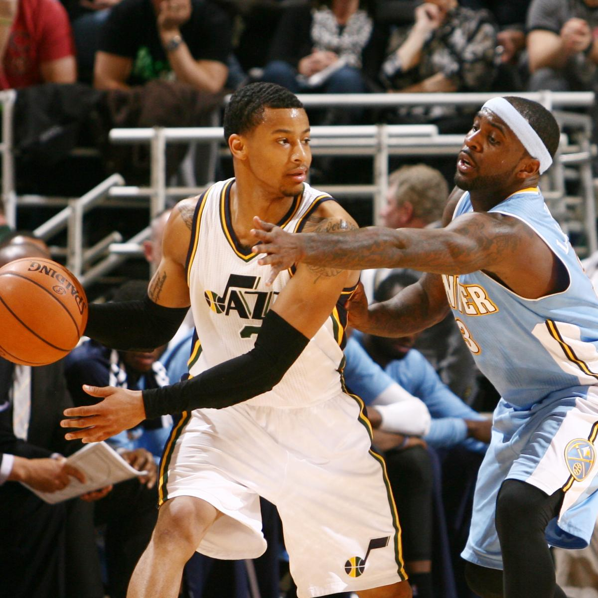Denver Nuggets Vs. Utah Jazz 1/13/14: Video Highlights And