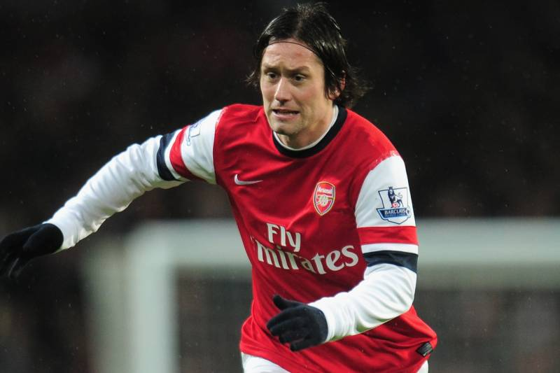 new arrival 7d35a 8879b Tomas Rosicky Injury: Updates on Arsenal Star's Nose and ...