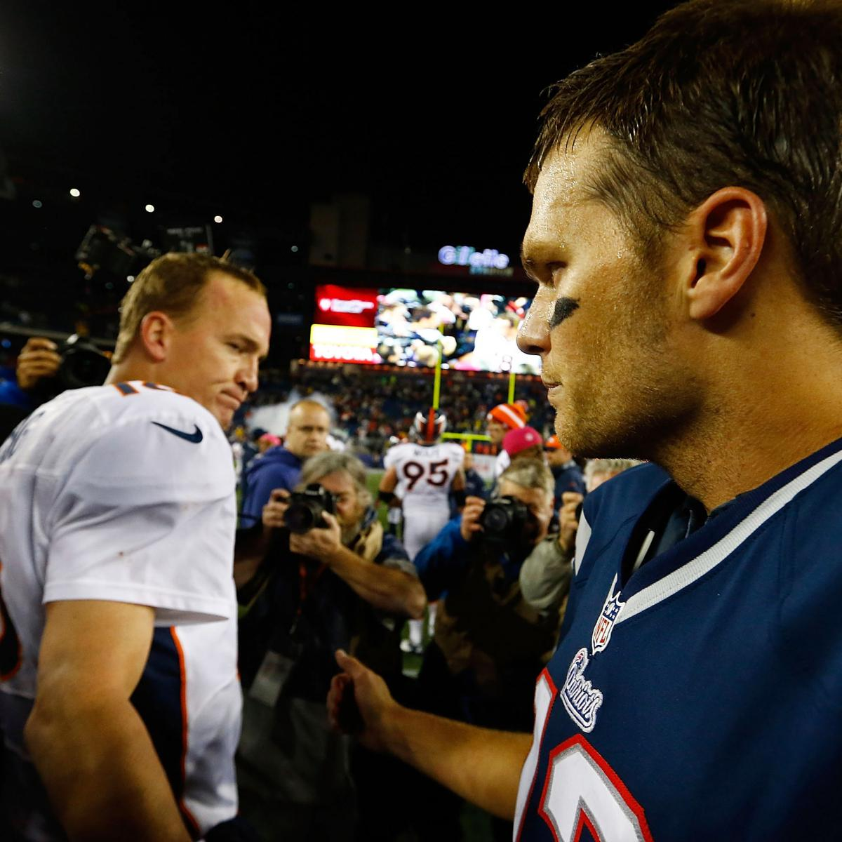 New England Patriots Vs. Denver Broncos Betting Odds AFC