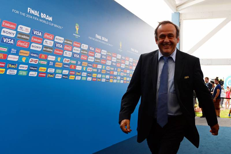Image result for Platini, Messi and Ronaldo
