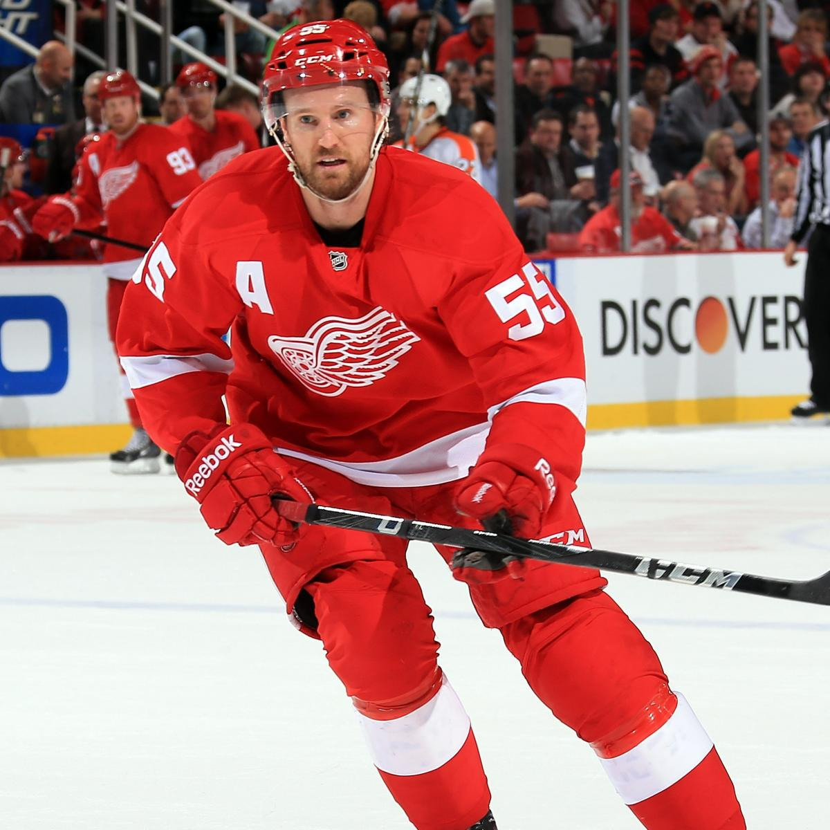 5262e8ff50a Niklas Kronwall s Evolving Game Giving Detroit Red Wings Different Kind of  Edge