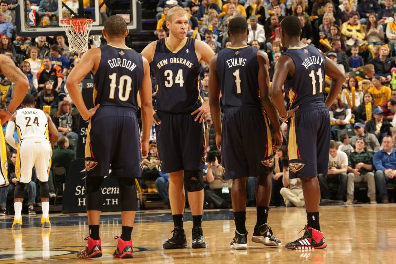 Revisiting The Jrue Holiday Eric Gordon And Tyreke Evans