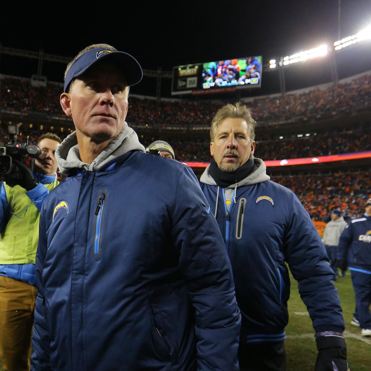 San Diego Chargers Coaches: 5 Offseason Moves San Diego Chargers Must Make To Compete