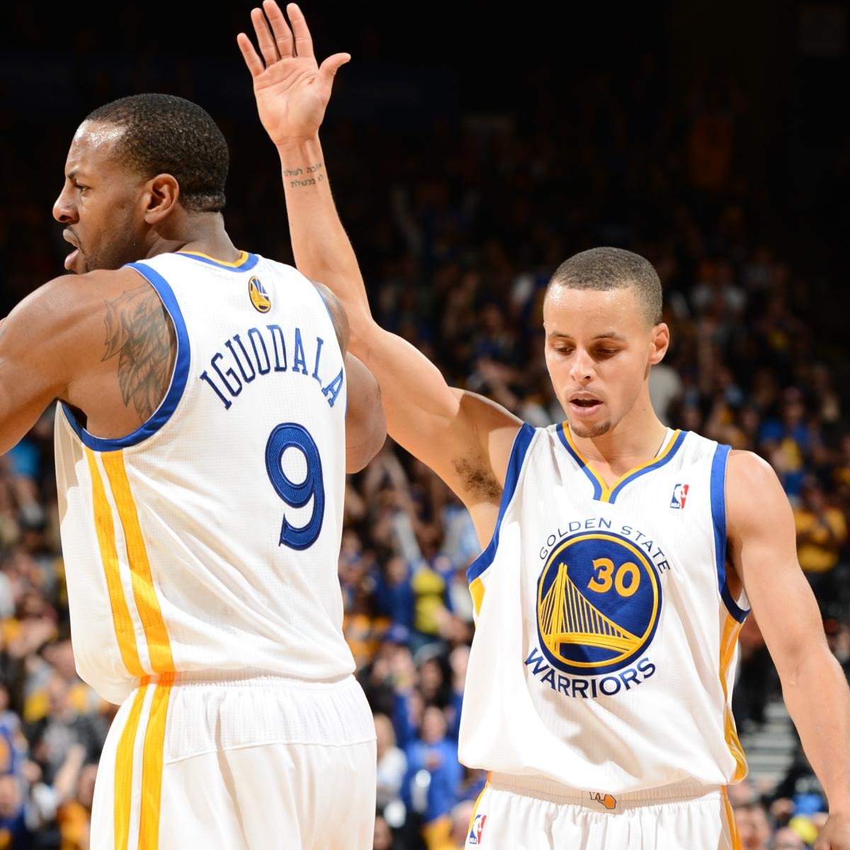 5 Things To Look For In Golden State Warriors' Matchup