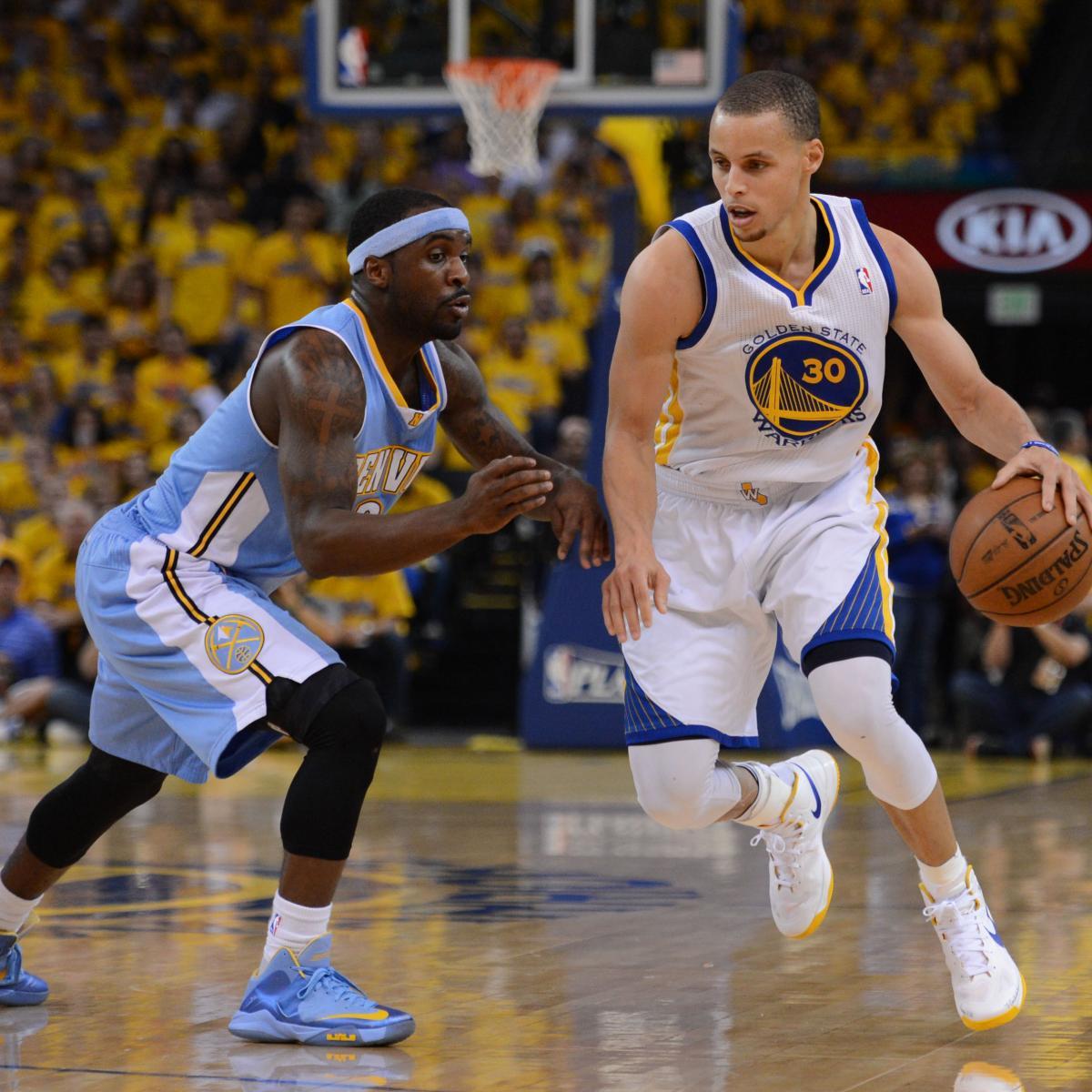 Denver Nuggets X Golden State Warriors: Denver Nuggets Vs. Golden State Warriors: Live Score