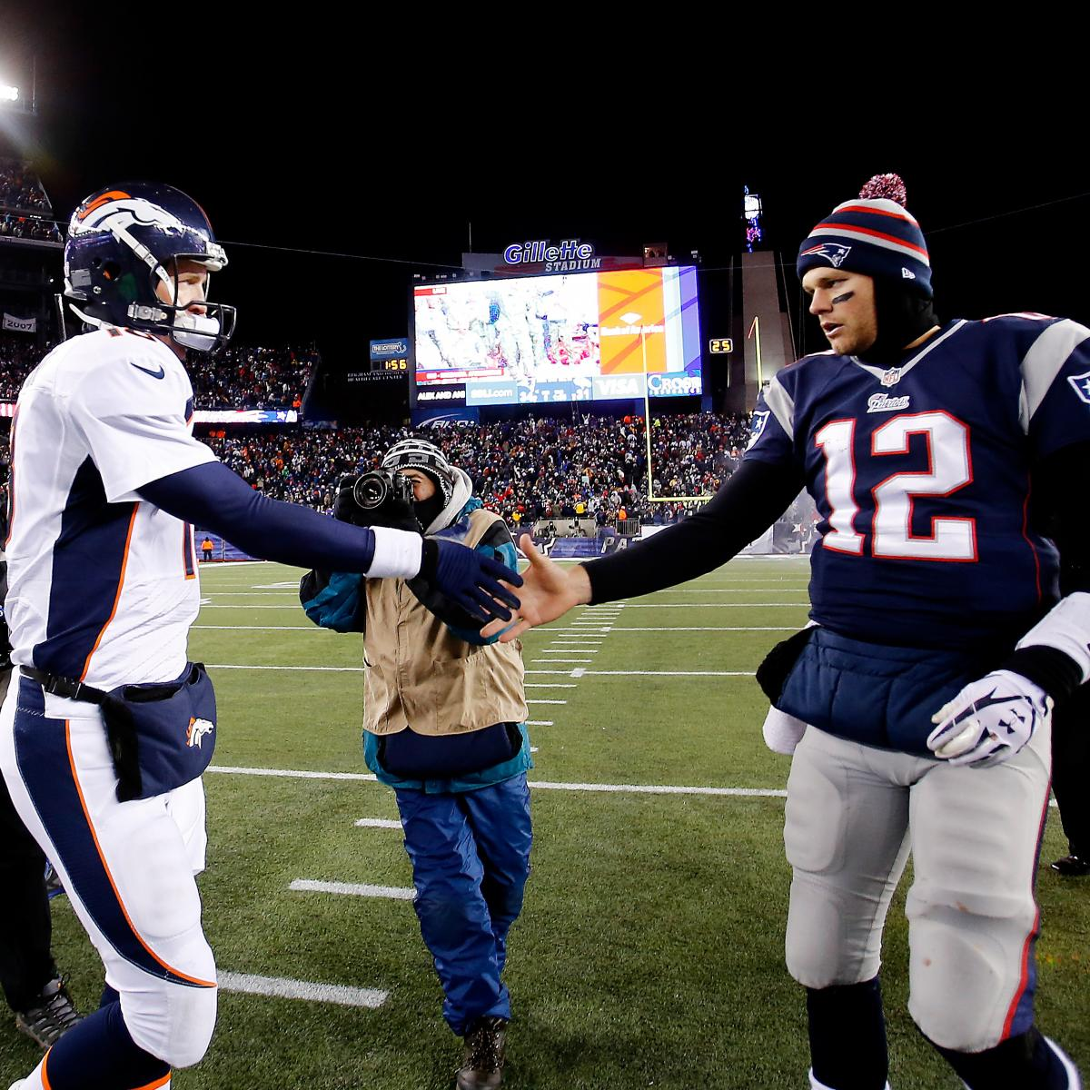 Predictions For 2014 AFC, NFC Championship Games