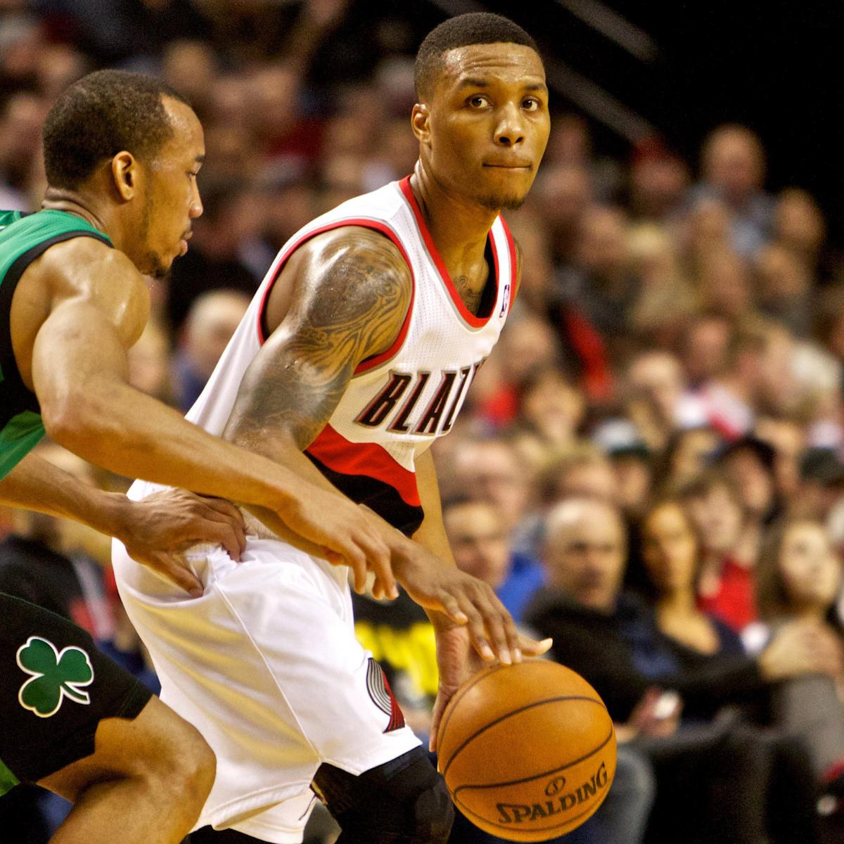 NBA Picks: Portland Trail Blazers vs. San Antonio Spurs ...